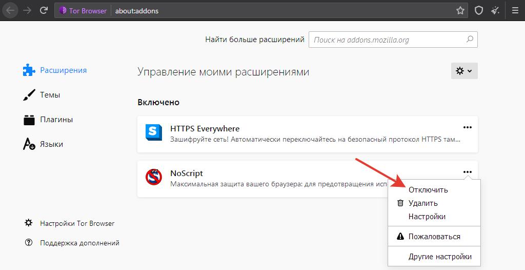 Как в тор браузере включить javascript hydra тор браузер скачать бесплатно на русском на планшет попасть на гидру